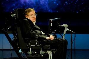 Nhà vũ trụ học Stephen Hawking